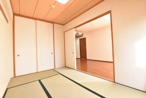 和室→リビング